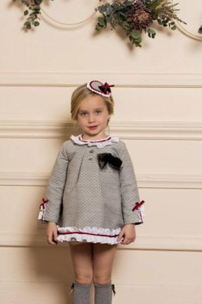 Vestido niña Dolce